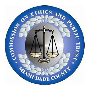 Appointment by House Speaker to Florida Commission on Ethics