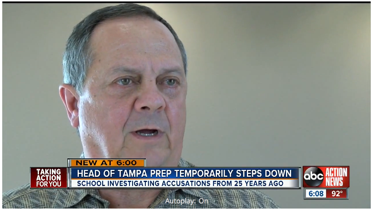 Lawyer Tom Scarritt Weighs in on Tampa Preparatory School Investigation