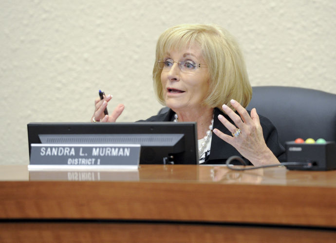 Daniel Ruth: Sandra Murman, No Kidding, Deserves Praise for Switching Confederate Vote